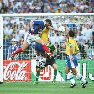 Copa do Mundo de 1998: França 3 x 0 Brasil