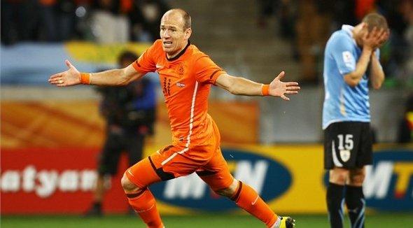 Copa do Mundo de 2010: Holanda 3 x 2 Uruguai