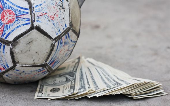 Bola de dinheiro