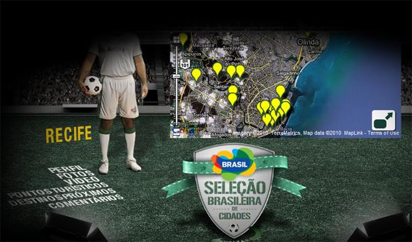 Recife na Copa do Mundo de 2014