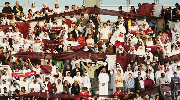 Futebol no Catar