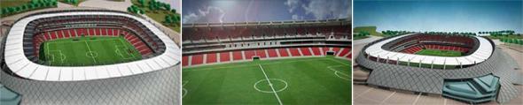 Cidade da Copa, a versão final