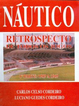 Livro do Náutico 1909-1969