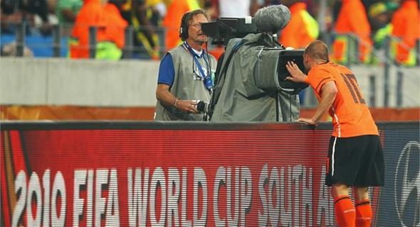 Copa do Mundo de 2010: Brasil 1 x 2 Holanda