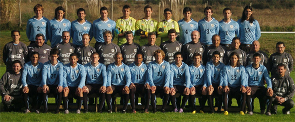 Uruguai na Copa do Mundo de 2010