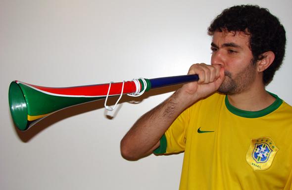 Vuvuzelando...