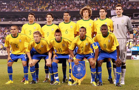 Seleção Brasileira vence a amistoso contra os EUA por 2 x 0 223f1ce6bc650
