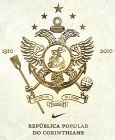 Corinthians, 100 anos