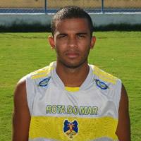 Marcelinho, meia do Araripina em 2011