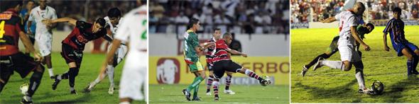 Pernambucano 2011, 6a rodada. Fotos: Ricardo Fernandes, Paulo Paiva e Edvaldo Rodrigues/Diario de Pernambuco
