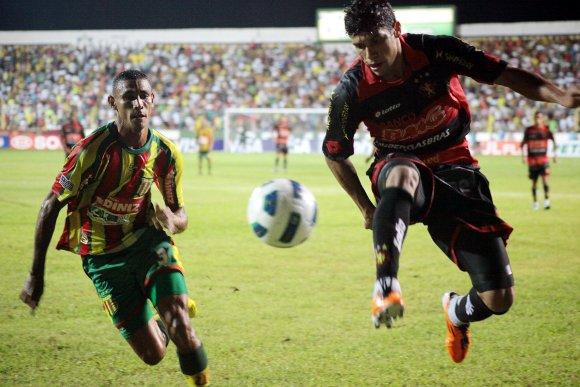 Copa do Brasil 2011: Sampaio Corrêa 0x0 Sport. Foto: Honorio Moreira/O imparcial/D.A Press