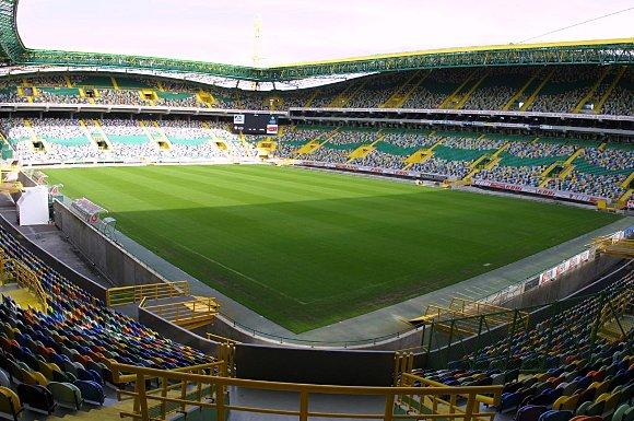 Estádio José Alvalade, do Sporting, em Lisboa. Foto: Sporting/divulgação