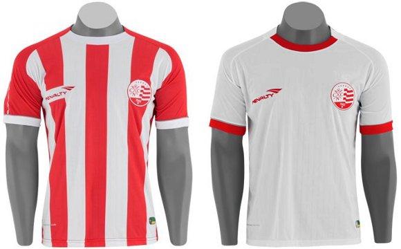 0f32298ea9 Novas camisas do Náutico em 2011