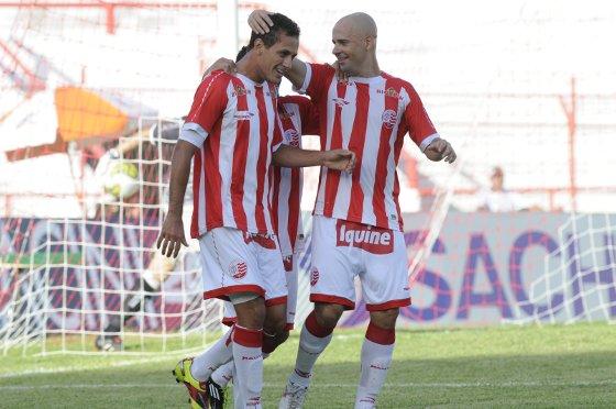 Náutico 2011: Eduardo Ramos e Ricardo Xavier. Foto: Paulo Paiva/Diario de Pernambuco