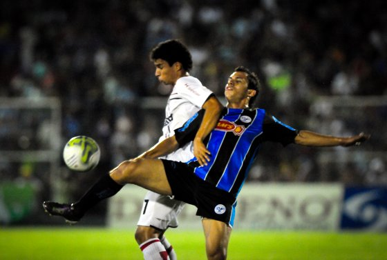 Pernambucano 2011: Porto 3 x 1 Santa Cruz. Foto: Helder Tavares/Diario de Pernambuco