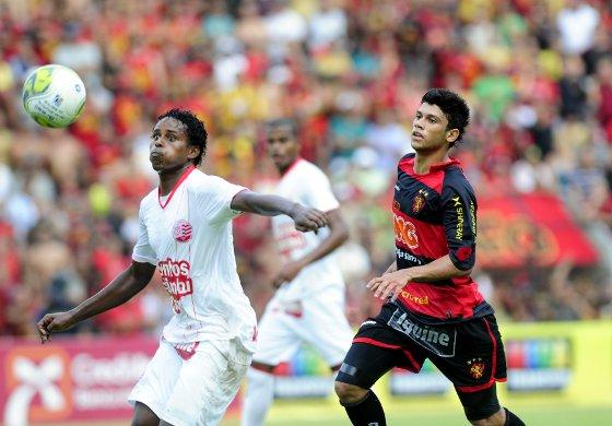 Pernambucano 2011: Sport 1 x 1 Náutico. Foto: Helder Tavares/Diario de Pernambuco