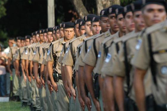 Polícia Militar. Foto: Jaqueline Maia/Diario de Pernambuco