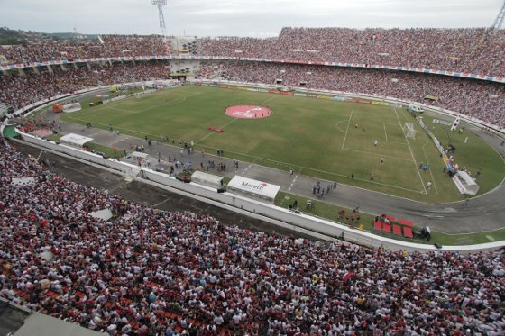 Pernambucano 2011, final: Santa Cruz 0x1 Sport. Foto: Gil Vicente/Diario de Pernambuco