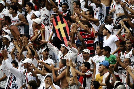 Pernambucano 2011, final: Sport 0x2 Santa Cruz. Foto: Ricardo Fernandes/Diario de Pernambuco
