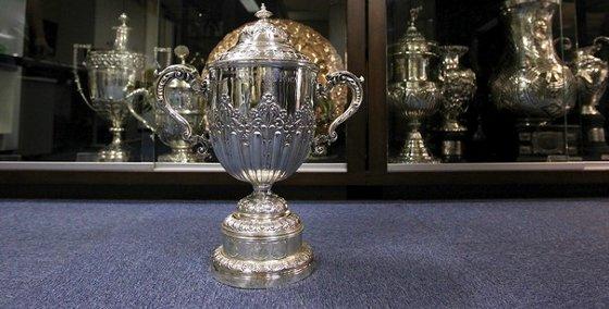 Copa Roca, o primeiro título da Seleção Brasileira, em 1914. Foto: CBF/divulgação