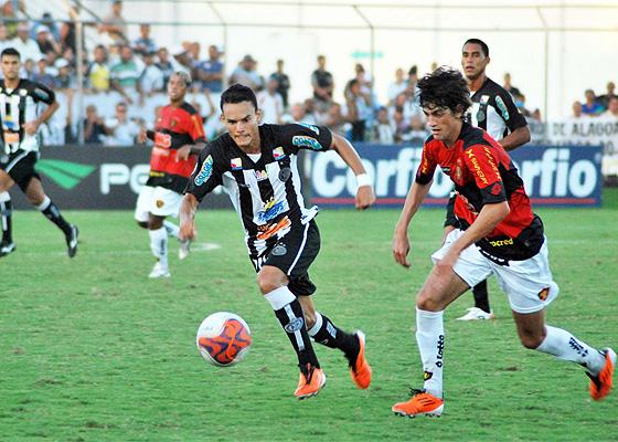Série B 2011: ASA 1 x 1 Sport. Foto: Igor Castro / Futura Press