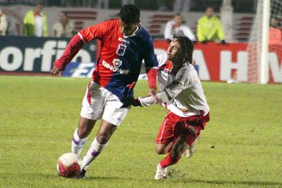 Série B 2011: Paraná Clube 1 x 0 Salgueiro. Foto: Paraná Clube/divulgação