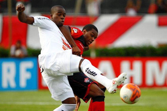 Série B 2011: Vitória 2 x 0 Sport. Foto: Futura Press