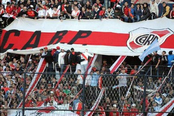 Torcida do River Plate. Foto: River Plate/divulgação