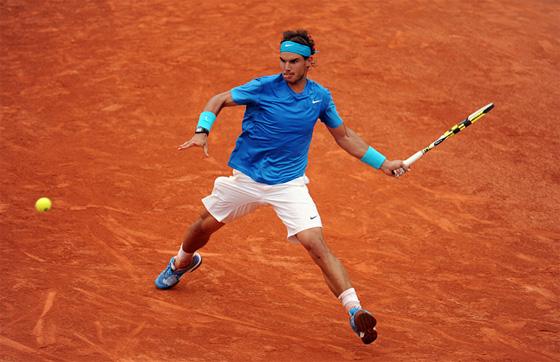 Final do Roland Garros 2011: Rafael Nadal. Foto: Roland Garros/divulgação