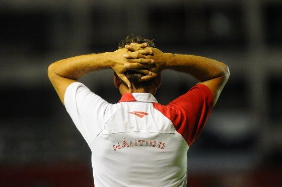 Técnico Waldemar Lemos. Foto: Edvaldo Rodrigues/Diario de Pernambuco