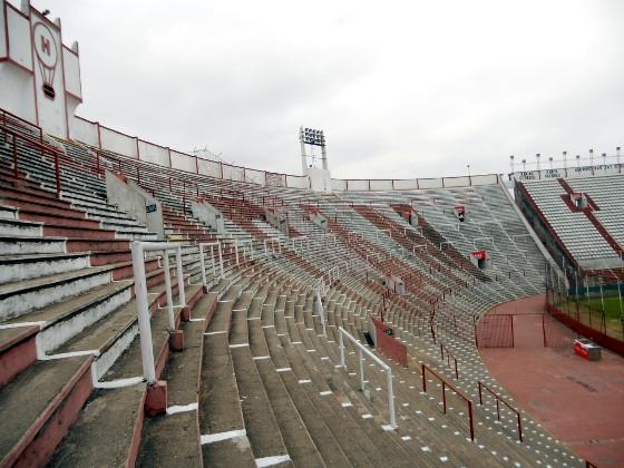 Um olhar sem segredos no pal cio blog de esportes for Puerta 20 estadio racing
