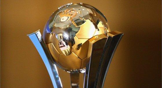 Troféu do Mundial de Clubes da Fifa. Foto: Fifa/divulgação