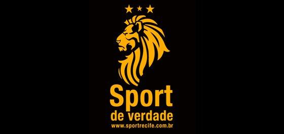 Campanha de sócios do Sport. Crédito: Sport/divulgação