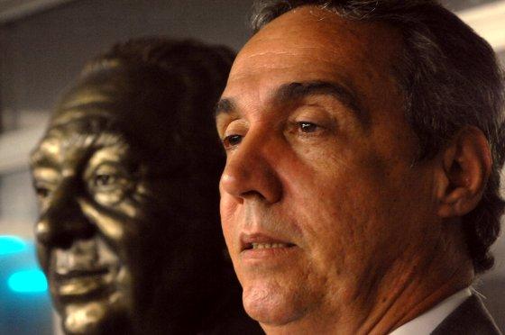 O presidente da FPF, Evandro Carvalho. Foto: Teresa Maia/DP/D.A Press