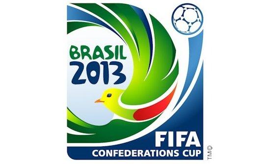 Logotipo da Copa das Confederações de 2013