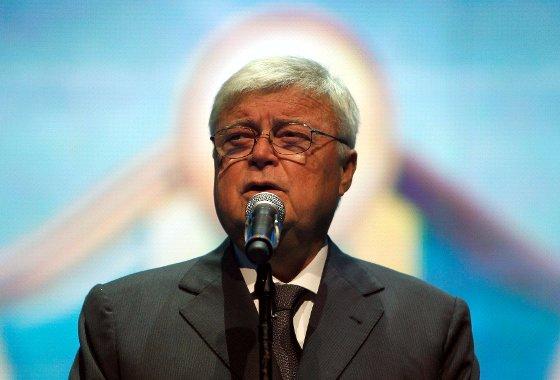 Ricardo Teixeira, presidente da CBF de 1989 a 2012. Foto: CBf/divulgação