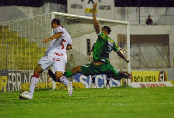 Pernambucano 2012: América 2 x 2 Náutico. Foto: Paulo Paiva/Diario de Pernambuco