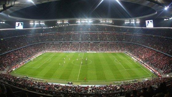 Allianz Arena, em Munique. Foto: Uefa/divulgação