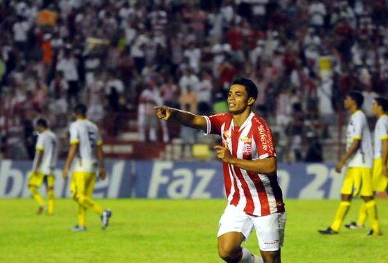 Pernambucano 2012: Náutico 3x0 Araripina. Foto: Bernardo Dantas/Diario de Pernambuco