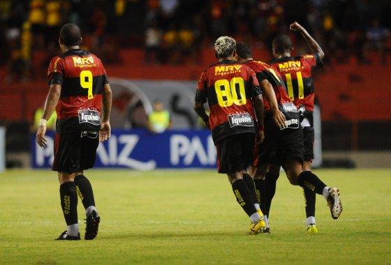 Pernambucano 2012: Sport 2x1 Araripina. Foto: Helder Tavares/Diario de Pernambuco