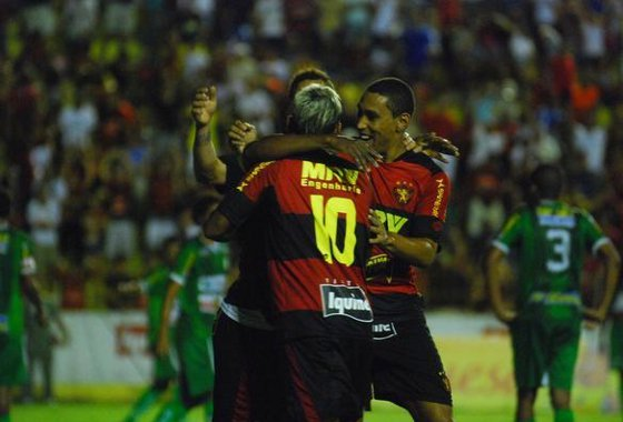 Pernambucano 2012: América 2 x 4 Sport. Foto: Paulo Paiva/Diario de Pernambuco