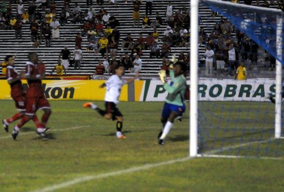 Copa do Brasil 2012: 4 de Julho 0x2 Sport. Foto: Jailson Soares/Portal O DIA