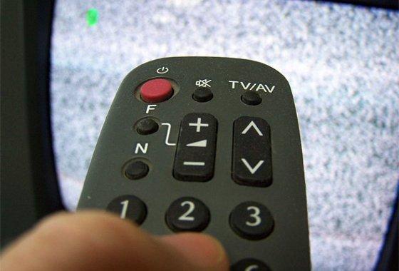 TV fora de sintonia
