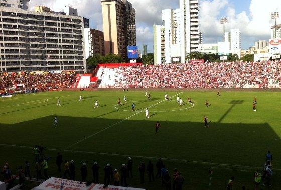 Pernambucano 2012: Náutico 0 x 0 Sport. Foto: Alexandre Barbosa/Diario de Pernambuco