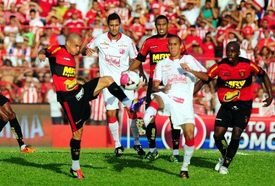 Pernambucano 2012: Náutico 2x0 Sport. Foto: Helder Tavares/Diario de Pernambuco