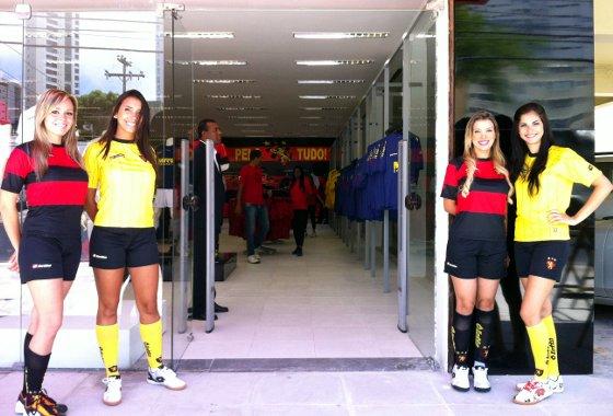 Loja Espaço Sport, em Boa Viagem. Foto: Celso Ishigami/Diario de Pernambuco