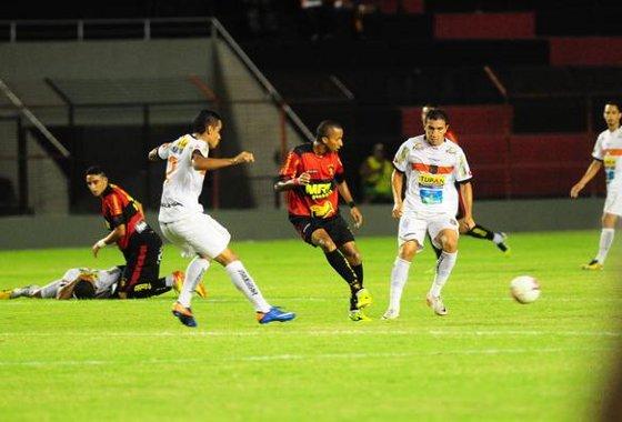 Pernambucano 2012: Sport 5 x 0 Serra Talhada. Foto: Edvaldo Rodrigues/Diario de Pernambuco