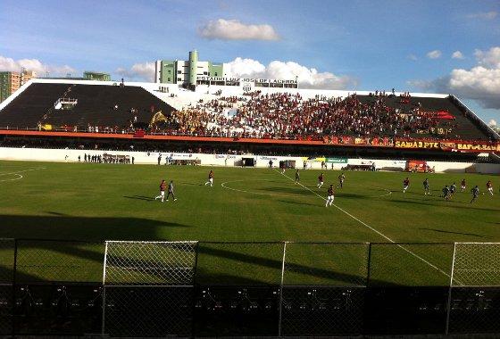 Pernambucano 2012: Porto 1 x 3 Sport. Foto: Brenno Costa/divulgação