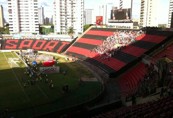 Pernambucano 2012, semifinal: Sport 0x0 Náutico. Foto: Brenno Costa/Diario de Pernambuco