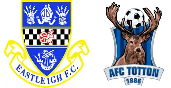 Final da Copa Hampshire 2012: Eastleigh FC x AFC Totton